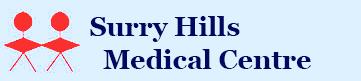 Logo of Surry Hills Medical Centre