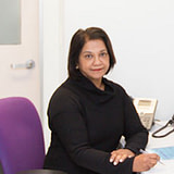 Photo of GP Dr Nair at Surry Hills Medical Centre